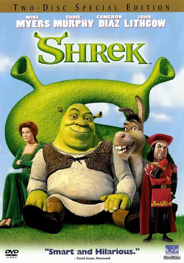 Shrek Fantasy Blog Mythical Creature Blog