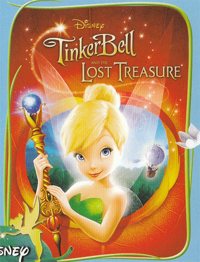 Tinker Bell And The Lost Treasure - A Treasure Quest for Tinker Bell!