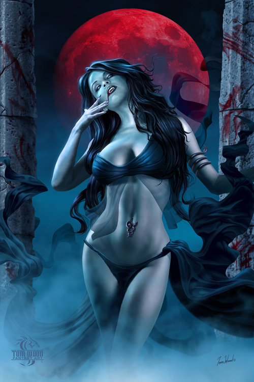 Lilith - Queen of Vampires - Queen of Night