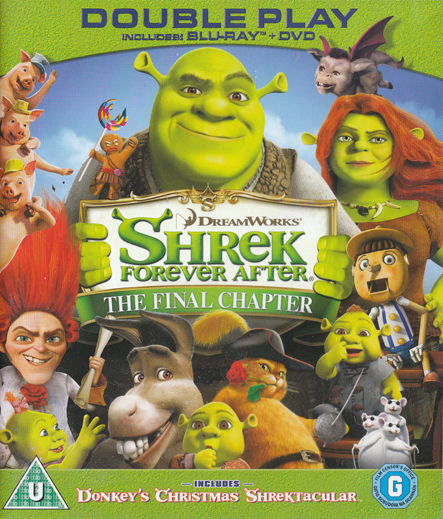 Shrek Forever After - A fitting conclusion to the characters of Shrek!