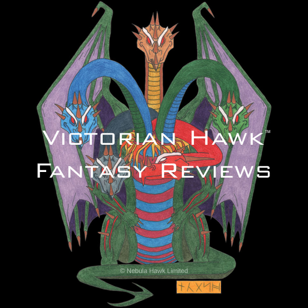 Eastern Western Dragon - Victorian Hawk