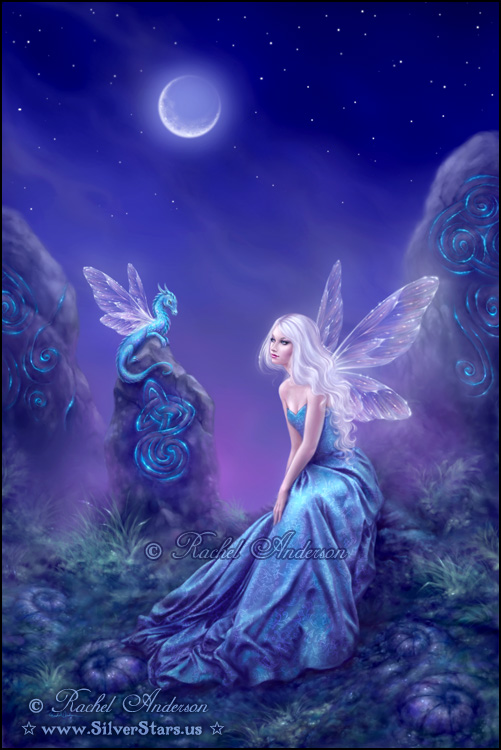 Luminescent - The Moonlight in Fairy - Rachel Anderson
