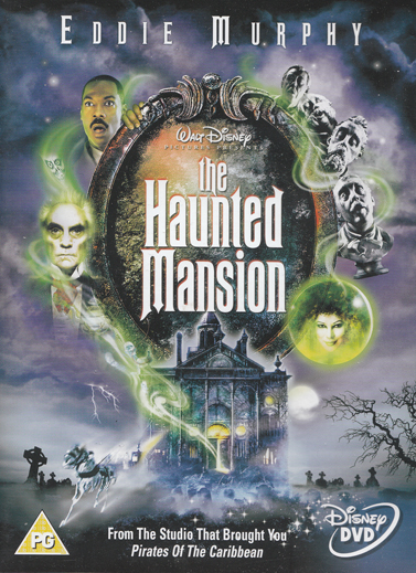 The Haunted Mansion - Disney's Comedy Ghost Film