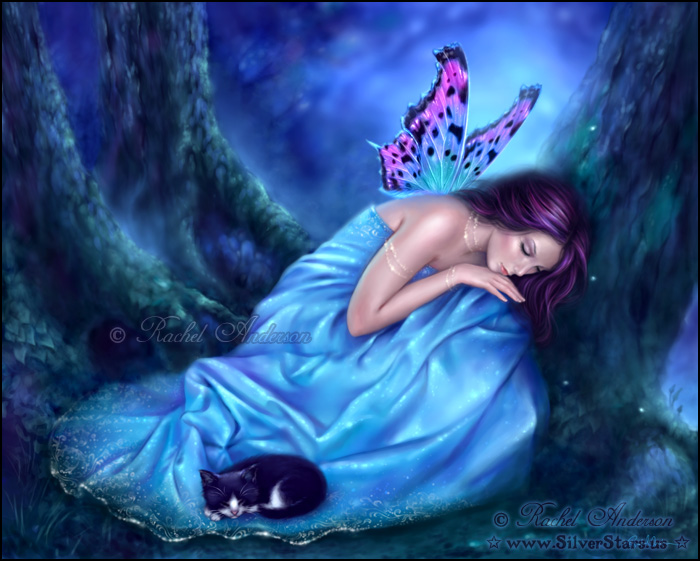 Serenity - The Calming Fairy - Rachel Anderson