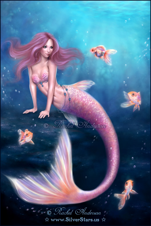 Aurelia - The Play in Mermaid - Rachel Anderson
