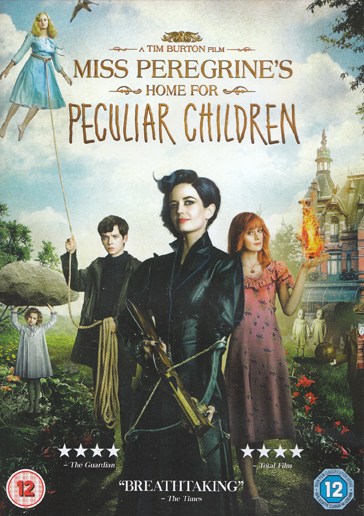 Miss Peregrine's Home for Peculiar Children - Dark Fantasy Film