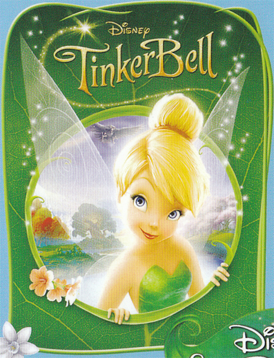 Tinker Bell - Tinkerbell embraces her tinkering talent :)